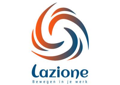 Logo ontwerp in opdracht van Lazione