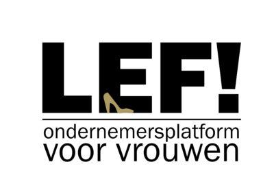 Logo ontwerp in opdracht van LEF!