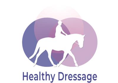 Logo ontwerp in opdracht van Healthy Dressage