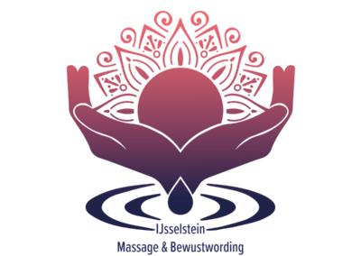 Logo ontwerp in opdracht van IJsselstein Massage & Bewustwording