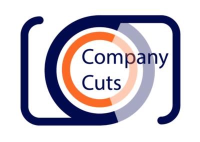 Logo ontwerp in opdracht van Company Cuts